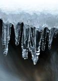 zatoczki zima Zdjęcie Royalty Free