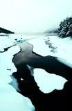 zatoczki zima Obrazy Stock