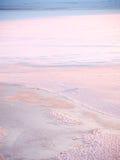 zatok zamarznięte tekstury Fotografia Royalty Free