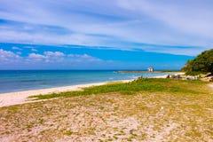 Zatoka świnie, playa Giron, Kuba obraz royalty free