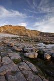 zatoka dunraven glamorgan southerndown uk Wales Obraz Stock