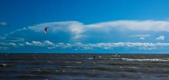 zatoka finlandia Zdjęcia Royalty Free