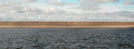 Zatoka Finlandia panorama Obrazy Royalty Free