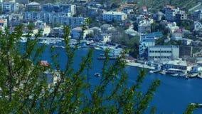Zatoka i miasto zbiory