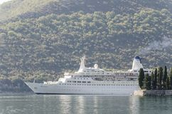 Zatoka Kotor, Montenegro Obraz Stock