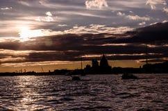 Zatoka San Marco Zdjęcie Royalty Free
