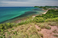zatoka tajlandzka Fotografia Stock
