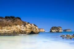 Zatoka zatoczki zdjęcie royalty free