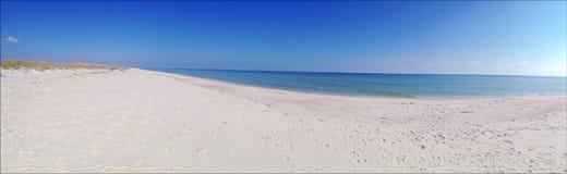 Zatoki wybrzeże Fotografia Royalty Free
