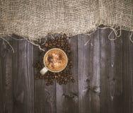 Zatrzymywać dla kawy obraz stock