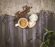 Zatrzymywać dla kawy Fotografia Stock