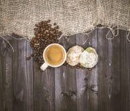 Zatrzymywać dla kawy Zdjęcie Stock