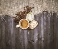 Zatrzymywać dla kawy Obraz Royalty Free