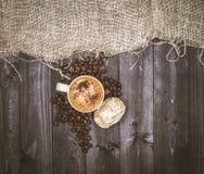 Zatrzymywać dla kawy Obrazy Stock