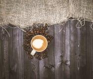 Zatrzymywać dla kawy Zdjęcia Stock