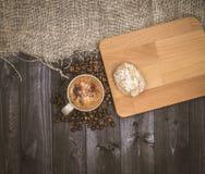 Zatrzymywać dla kawy Zdjęcie Royalty Free