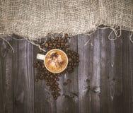 Zatrzymywać dla kawy Zdjęcia Royalty Free