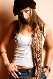 Zauber-Party-Mädchen Lizenzfreie Stockbilder