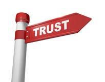 Zaufanie Zdjęcie Stock