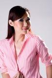 zaufanie uśmiech kobieta Fotografia Stock