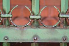 Zaun Stockbild