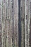 Zaun-alter getragener Aus-Hintergrund Stockfotos