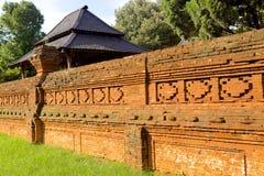 Zaun Of Kasepuhan Palace Lizenzfreie Stockfotos