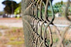 Zaun Line Lizenzfreies Stockfoto