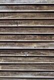 Zaunholz getrocknet durch die Sonne Lizenzfreie Stockfotografie