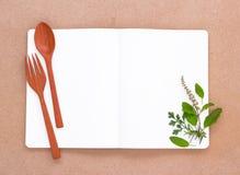 Zauważa że przyrząd wyposaża z kucharstwem składać się z aromat Zdjęcia Stock