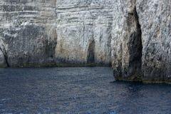 Zawala się w Ionian morzu Obraz Stock