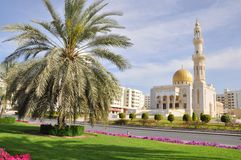 Zawawi Mosque - Muscat, Oman Stock Photography