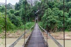 Zawieszenie most Betong obrazy royalty free