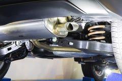 Zawieszenie system samochód obrazy royalty free