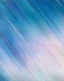 Zawijasa abstrakcjonistyczny błękitny tło Fotografia Stock