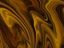 Zawijasa brown tło Elegancja koszowy gradient Raster gładki b royalty ilustracja