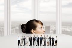 zawodów różni ludzie Zdjęcia Stock