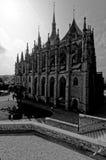 Zawodnik bez szans kościół Fotografia Stock