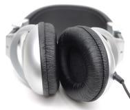 zawodowe słuchawki Obraz Stock