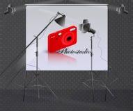 Zawodu fotograf Zdjęcia Stock