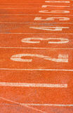 Zawody atletyczne Obraz Stock