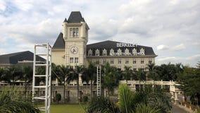 Zawody międzynarodowi szkoła Bangkok Tajlandia Obraz Stock