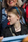 Zawody międzynarodowi Workers&-x27; Dzień 1 2016 Maj, Berlin, Niemcy Fotografia Stock
