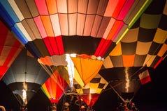 Zawody międzynarodowi balon Fotografia Royalty Free