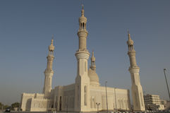 Zayed Mosque Ras al Khaimah Dubai Abu dhabi Royalty Free Stock Photo
