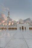 zayed uroczysty meczetowy sheikh Fotografia Stock