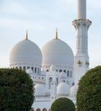 zayed uroczysty meczetowy sheikh obrazy stock