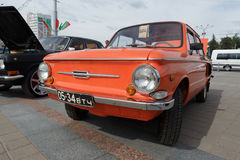 ZAZ 966 Zaporozhets Stock Foto