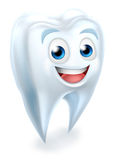 Ząb Stomatologiczna maskotka Zdjęcia Royalty Free