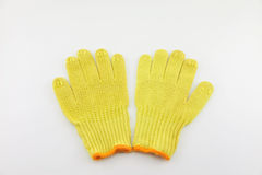Zbawcze rękawiczki Fotografia Royalty Free
